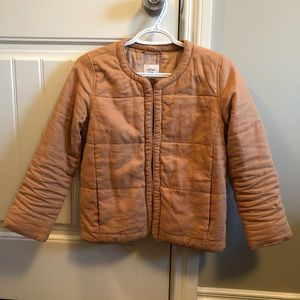 Wilfred quilted jacket xs